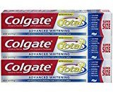 Colgate Total Advanced Whitening Toothpaste - 7.6 ounce (3 Pack)