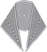 Haider Ackermann striped scarf