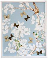 Dawn Wolfe Design Dimensional Chinoiserie: Pale Blue - Dawn Wolfe