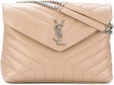 Saint Laurent medium Loulou chain bag - women - Calf Leather - One Size