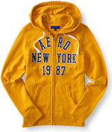 Aero New York 1987 Full-Zip Hoodie