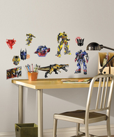 Transformers Age of Extinction Peel & Stick Wall Decal Set