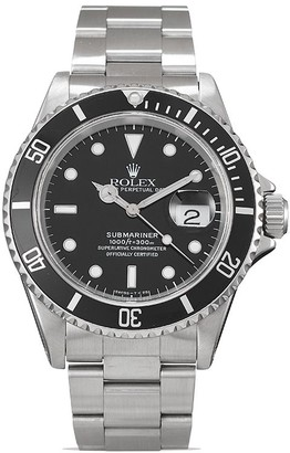 Rolex 1997 pre-owned Submariner 40mm