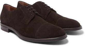 HUGO BOSS Coventry Suede Derby Shoes