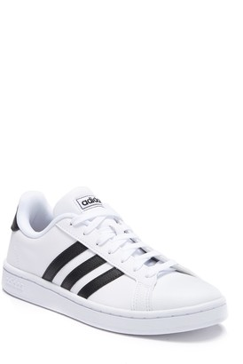 adidas Grand Court Lace-Up Sneaker