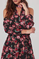 BB Dakota Roses Printed Dress