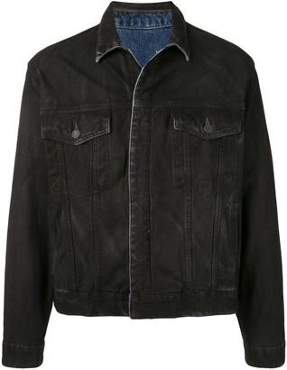 SONGZIO Reversible Denim Jacket
