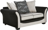 Atmos Fabric 2 Seater Scatter Back Sofa