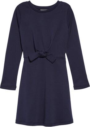 Habitual Kaydence Long Sleeve Ponte Knit Dress