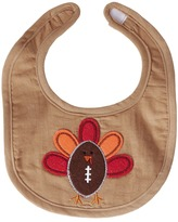 Mud Pie Football Turkey Bib