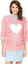 Motherhood Loose Knit Maternity Sweater