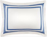 "Tommy Hilfiger Double Border 12"" x 16"" Decorative Pillow"
