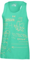 Under Armour Girls' Dream Believe Repeat Tank - Sizes XS-XL