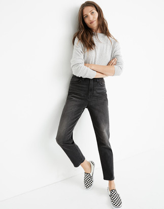 Madewell The Momjean in Dunstable Wash: Comfort Stretch Edition
