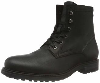 Jack and Jones Men's JFWBALLARD Vintage Anthracite Boots 12 UK
