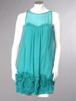 Ruffle Bottom Dress