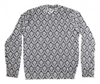 Dolce & Gabbana White Cashmere Knitwear & Sweatshirts