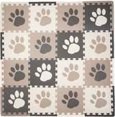 Tadpoles Playmat Set 16-Piece Pawprint