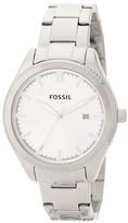 Fossil Women's Casual Bracelet Watch