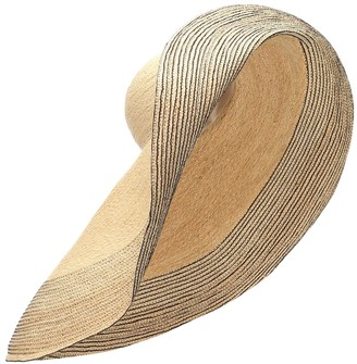 Lola Hats Spinner raffia hat