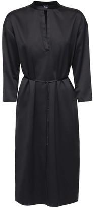 Max Mara Satin Tunic Dress