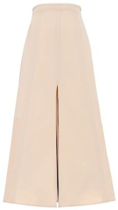 Ellery Gulliver high-rise maxi skirt