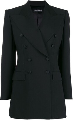 Dolce & Gabbana Double-Breasted Tailored Blazer