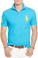 Polo Ralph Lauren Big Pony Slim Fit Polo Shirt
