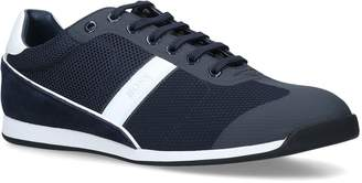 BOSS Mesh Glaze Low-Top Sneakers