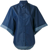 Veronique Branquinho denim shirt - women - Cotton/Polyester - 38