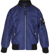 Molo Hiker Utility Jacket, Blue, Size 4-12