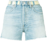 Citizens of Humanity denim shorts - women - Cotton/Lyocell - 23