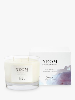 Neom Organics London Real Luxury 3 Wick Scented Candle