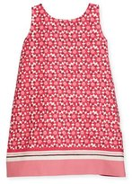 Kate Spade Tanner Floral Tile Shift Dress, Multipattern, Size 7-14