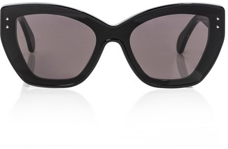 Alaia Square acetate sunglasses