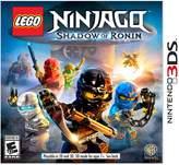 Nintendo LEGO Ninjago: Shadow of Ronin for 3DS
