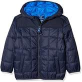 Tom Tailor Kids Boy's Ligth Weigth Fake Down Style Jacket