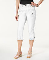 Style&Co. Style & Co Cuffed Capri Pants, Created for Macy's
