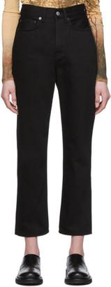 Acne Studios Black Bla Konst Mece Jeans