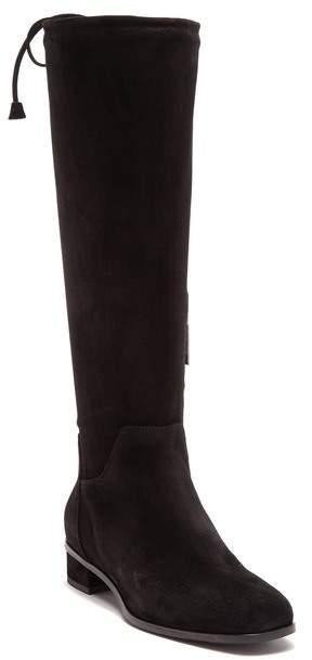 Aquatalia Lisabetta Suede Over-The-Knee Boot