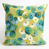 Liora Manné Visions II Pansy Indoor Outdoor Throw Pillow