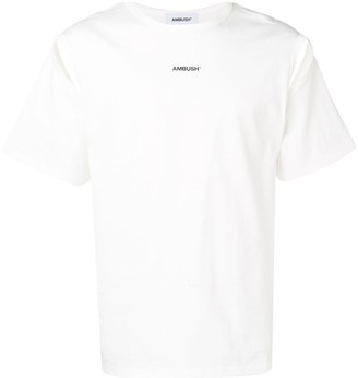 Ambush slit sleeve T-shirt