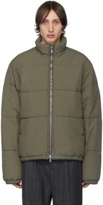 Our Legacy Green Walrus Puffa Jacket