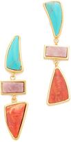 Lizzie Fortunato Santa Fe II Earrings
