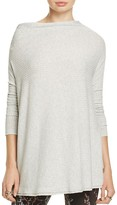 Free People Lover Ribbed Off the Shoulder Sweater