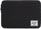 Herschel Anchor cross-print 15 Macbook sleeve