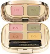 Dolce & Gabbana Make-up The Eyeshadow Quad Summer Dance, White