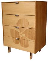 Flower Inlay Sideboard or Dresser
