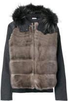 P.A.R.O.S.H. zipped jacket