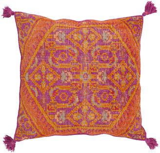 Surya Zahra Printed Throw Pillow